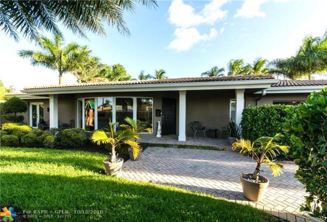 2716 NE 34th Street, Fort Lauderdale, FL 33306 (MLS #F10141911) :: Green Realty Properties