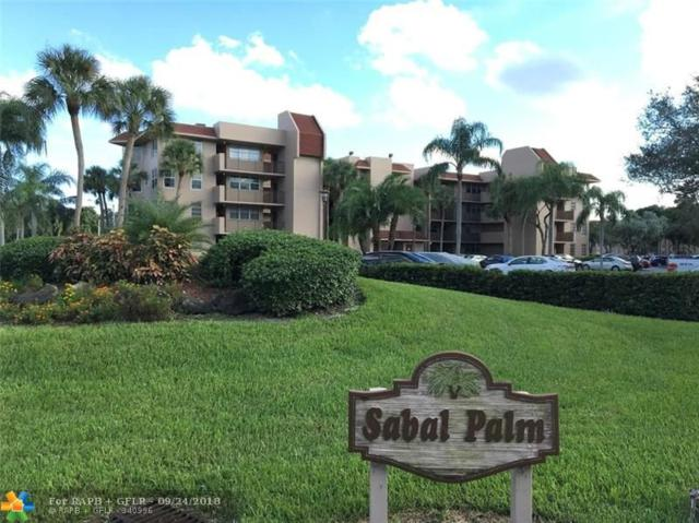 1830 Sabal Palm Dr #105, Davie, FL 33324 (MLS #F10141966) :: Green Realty Properties