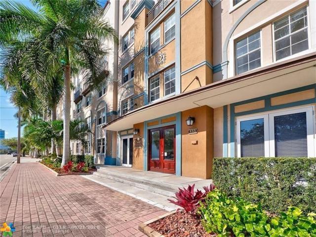 533 NE 3rd Ave #510, Fort Lauderdale, FL 33301 (MLS #F10141990) :: Green Realty Properties