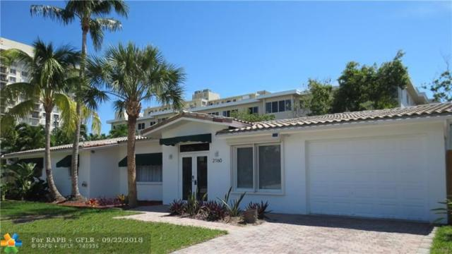 2160 Coral Reef Dr, Lauderdale By The Sea, FL 33062 (MLS #F10142038) :: The O'Flaherty Team