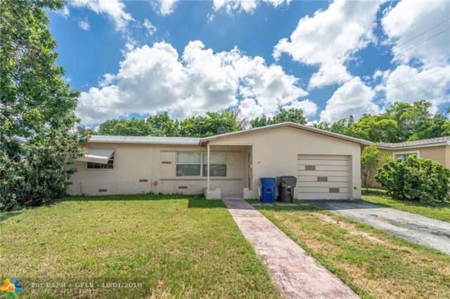 3188 NW 41 ST, Lauderdale Lakes, FL 33309 (MLS #F10142083) :: Green Realty Properties