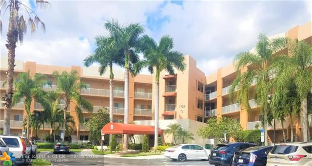 7725 Yardley Dr #209, Tamarac, FL 33321 (MLS #F10142175) :: Green Realty Properties