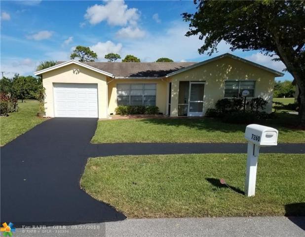 7260 Pine Forest Cir, Lake Worth, FL 33467 (MLS #F10142193) :: Green Realty Properties
