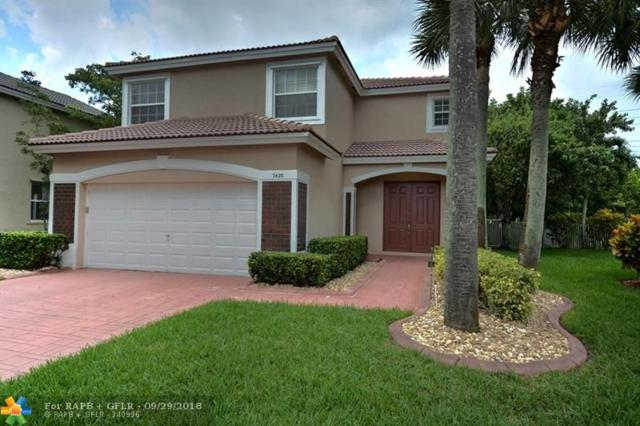 7420 NW 70th Ave, Parkland, FL 33067 (MLS #F10142292) :: Green Realty Properties