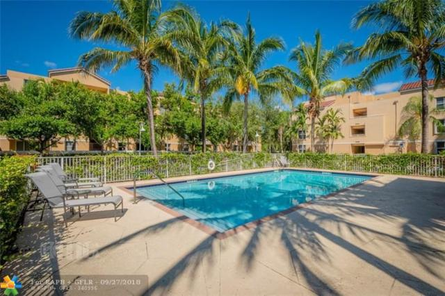 619 E Sheridan St #307, Dania Beach, FL 33004 (MLS #F10142379) :: Green Realty Properties