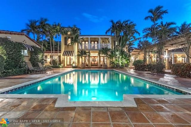 629 Idlewyld Drive, Fort Lauderdale, FL 33301 (MLS #F10142704) :: Green Realty Properties