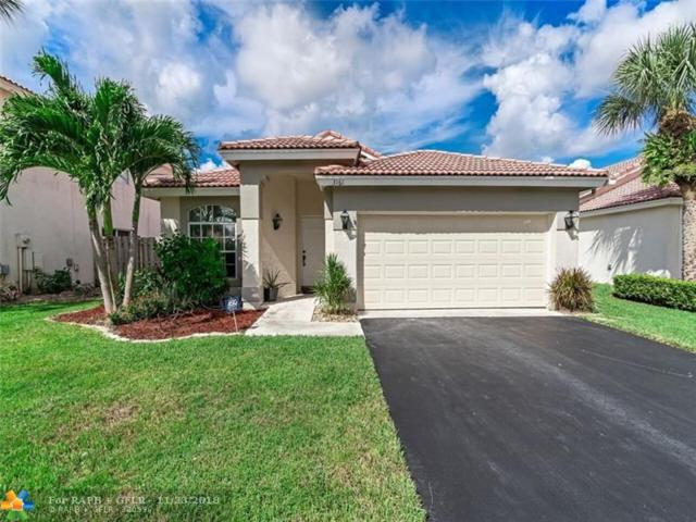 3161 NW 71st Ave, Margate, FL 33063 (MLS #F10142735) :: Green Realty Properties