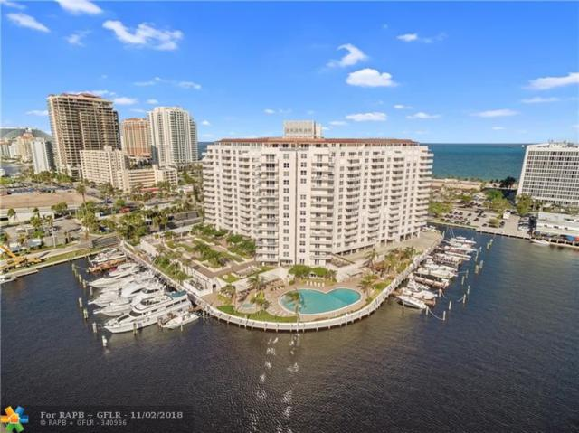 1 Las Olas Cir #1114, Fort Lauderdale, FL 33316 (MLS #F10142950) :: Green Realty Properties