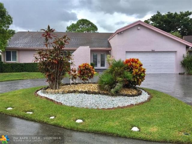 7844 Nutmeg Ct, Tamarac, FL 33321 (MLS #F10143068) :: Green Realty Properties