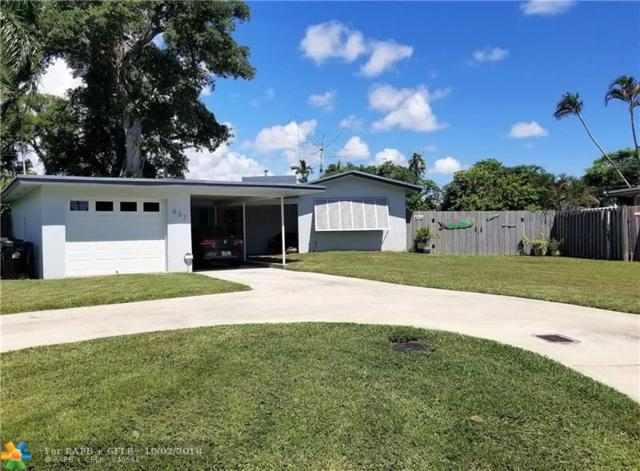 827 SW 14th Ct, Fort Lauderdale, FL 33315 (MLS #F10143133) :: Green Realty Properties
