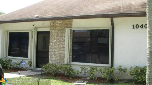 1040 Parkside Green Dr B, Green Acres, FL 33415 (MLS #F10143140) :: Green Realty Properties