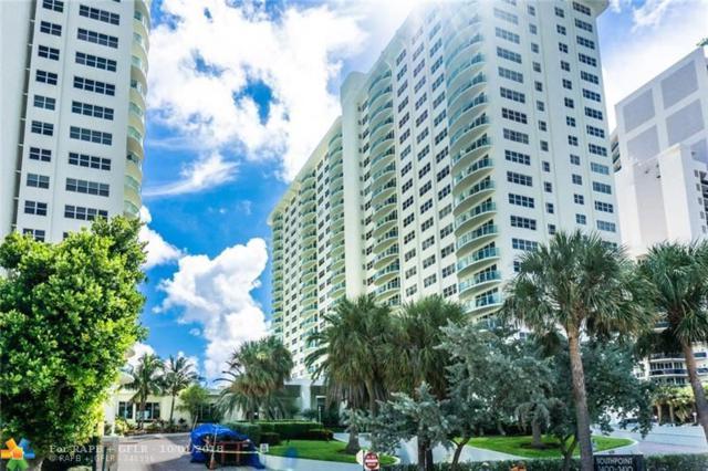 3400 Galt Ocean Dr 1207S, Fort Lauderdale, FL 33308 (MLS #F10143143) :: Green Realty Properties