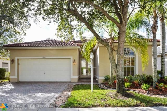 11648 NW 48th St, Coral Springs, FL 33076 (MLS #F10143266) :: Green Realty Properties
