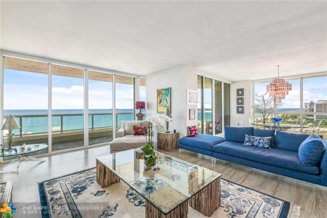 101 S Fort Lauderdale Beach Blvd #1101, Fort Lauderdale, FL 33316 (MLS #F10143331) :: Green Realty Properties
