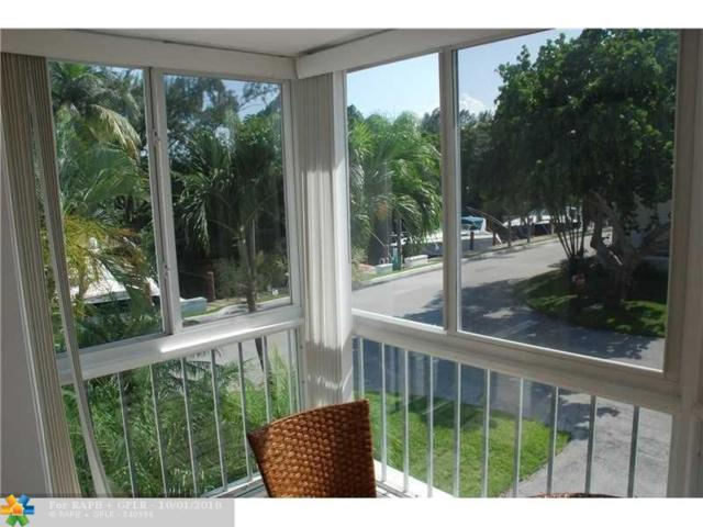 6385 Bay Club Dr #4, Fort Lauderdale, FL 33308 (MLS #F10143414) :: Green Realty Properties