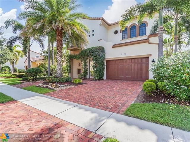 7126 Spyglass Ave, Parkland, FL 33076 (MLS #F10143544) :: Green Realty Properties