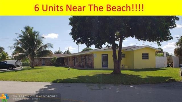 200 NE 45th St, Oakland Park, FL 33334 (MLS #F10143617) :: Green Realty Properties