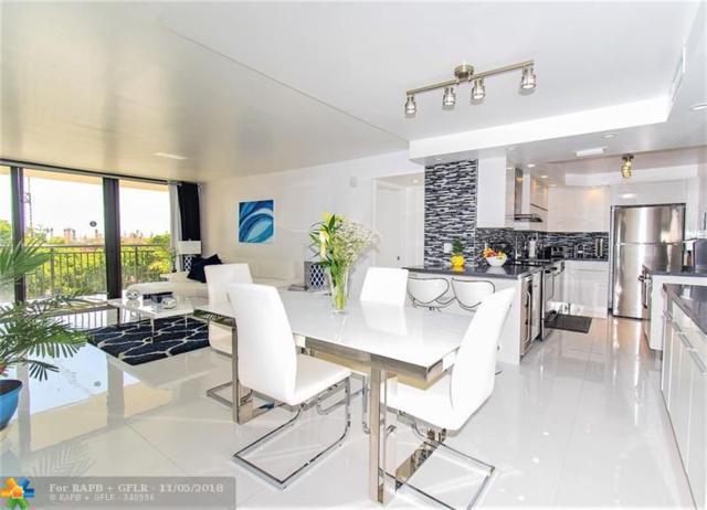 3031 N Ocean #604, Fort Lauderdale, FL 33308 (MLS #F10143622) :: Green Realty Properties