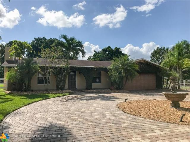 18510 SW 58 ST, Southwest Ranches, FL 33332 (MLS #F10143811) :: Green Realty Properties