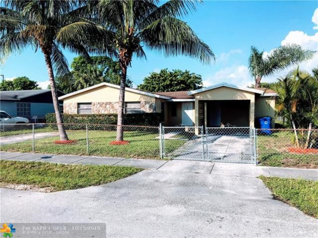 2119 NW 27th Ter, Fort Lauderdale, FL 33311 (MLS #F10143940) :: Green Realty Properties