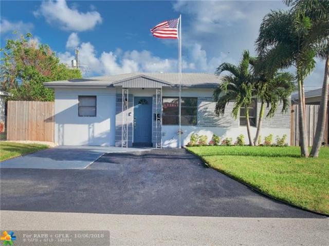 331 NE 45th St, Oakland Park, FL 33334 (MLS #F10144078) :: Green Realty Properties