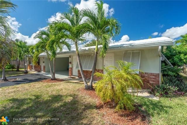 609 NW 25th St, Wilton Manors, FL 33311 (MLS #F10144107) :: Green Realty Properties