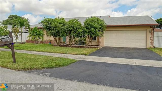 4050 NW 19th Ter, Oakland Park, FL 33309 (MLS #F10144158) :: Green Realty Properties