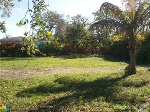 120 NW 5th Ave, Hallandale, FL 33009 (MLS #F10144174) :: Green Realty Properties