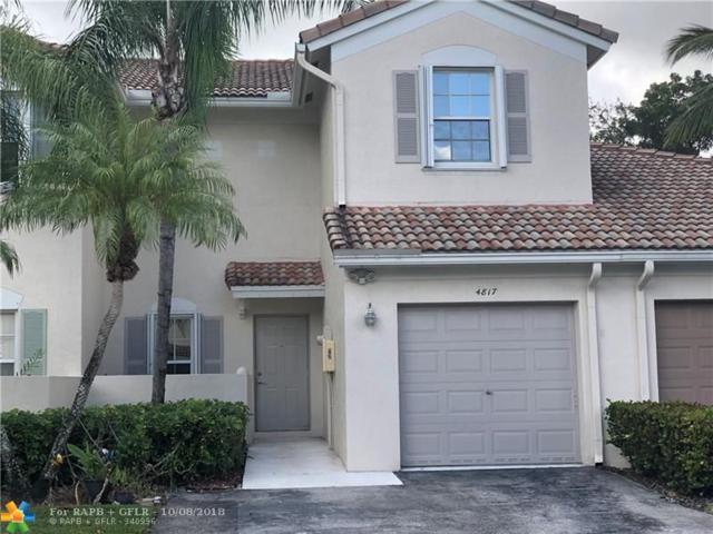 4817 SW 32nd Ter #4817, Fort Lauderdale, FL 33312 (MLS #F10144183) :: Green Realty Properties