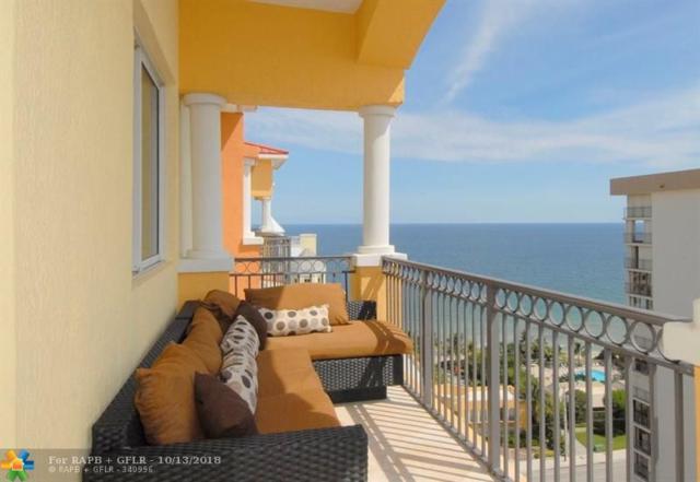 2001 N Ocean Blvd 1602S, Fort Lauderdale, FL 33305 (MLS #F10144184) :: Green Realty Properties