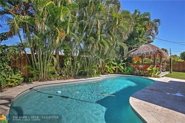 2401 NE 8th Ct, Pompano Beach, FL 33062 (MLS #F10144327) :: Green Realty Properties