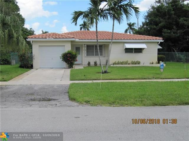 117 N 32nd Ave, Hollywood, FL 33021 (MLS #F10144369) :: Green Realty Properties