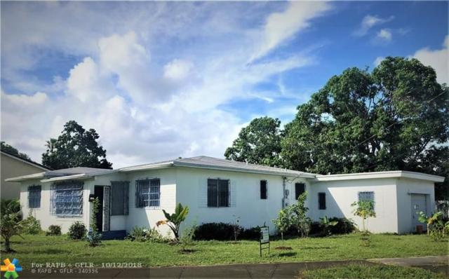 4970 NW 15th Ave, Miami, FL 33142 (MLS #F10144383) :: Green Realty Properties
