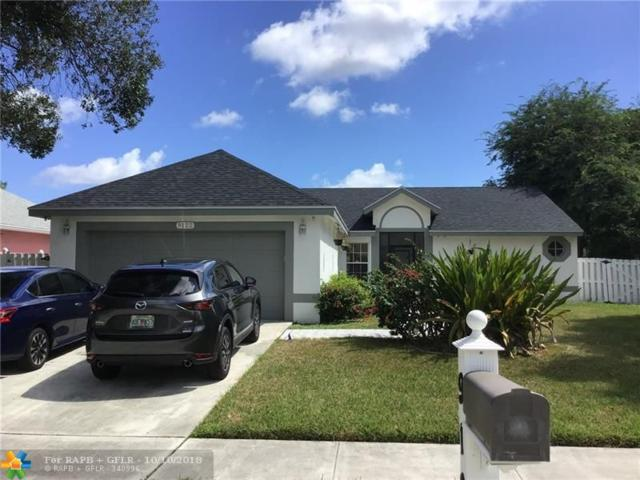 9122 Cavatina Pl, Boynton Beach, FL 33472 (MLS #F10144404) :: Green Realty Properties