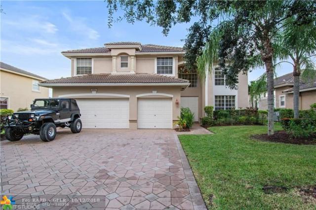 5801 NW 54th Cir, Coral Springs, FL 33067 (MLS #F10144415) :: Green Realty Properties