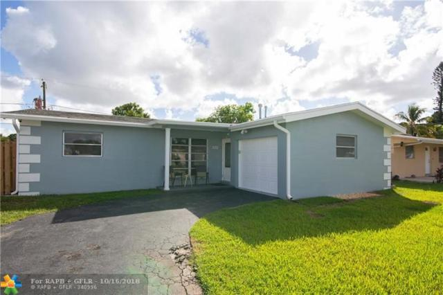 8610 NW 28th Pl, Sunrise, FL 33322 (MLS #F10144509) :: Green Realty Properties
