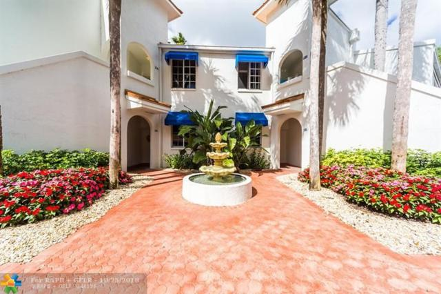 4128 W Palm Aire Dr 282A, Pompano Beach, FL 33069 (MLS #F10144548) :: Green Realty Properties