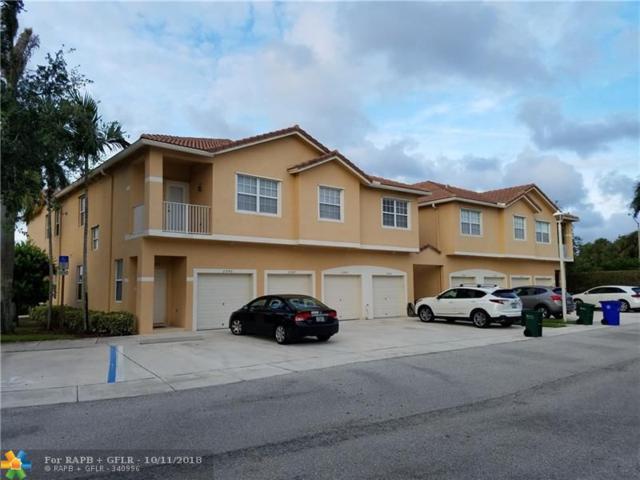 2946 Crestwood Ter #8202, Margate, FL 33063 (MLS #F10144650) :: Green Realty Properties