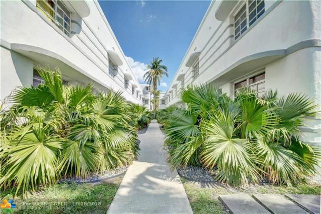 1525 Pennsylvania Ave #6, Miami Beach, FL 33139 (MLS #F10144653) :: Green Realty Properties