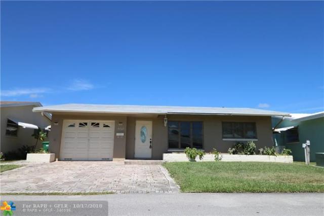 4707 NW 44th St, Tamarac, FL 33319 (MLS #F10144691) :: Green Realty Properties
