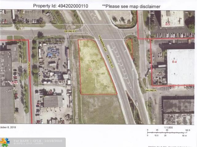 201 SW 12th Ave, Pompano Beach, FL 33069 (MLS #F10144705) :: Green Realty Properties