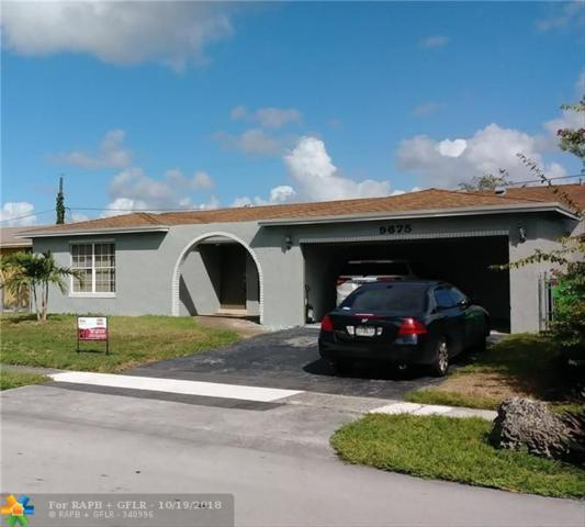 9675 NW 19th Pl, Sunrise, FL 33322 (MLS #F10144762) :: Green Realty Properties