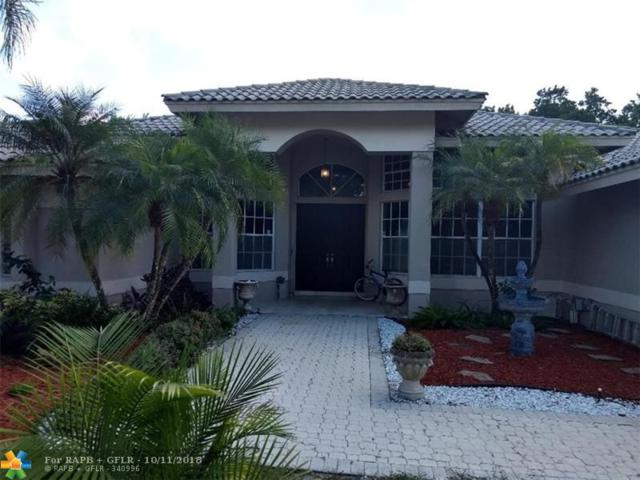 1310 Manor Ct, Weston, FL 33326 (MLS #F10144765) :: Green Realty Properties