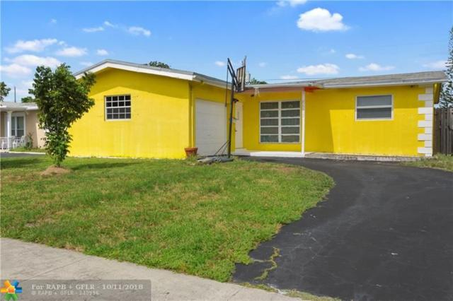 8571 NW 25th St, Sunrise, FL 33322 (MLS #F10144774) :: Green Realty Properties