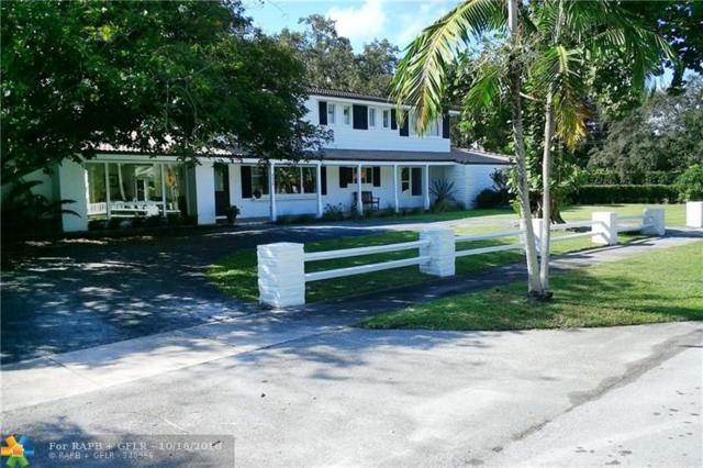 8630 NE 10th Ct, Miami, FL 33138 (MLS #F10144787) :: Green Realty Properties