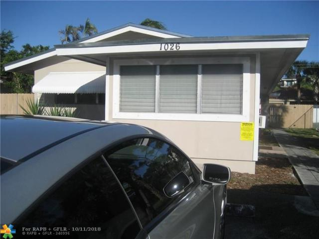 1026 NE 9th Ave, Fort Lauderdale, FL 33304 (MLS #F10144799) :: Green Realty Properties