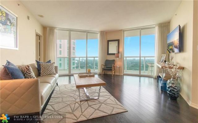 347 N New River Dr #2810, Fort Lauderdale, FL 33301 (MLS #F10144950) :: Green Realty Properties
