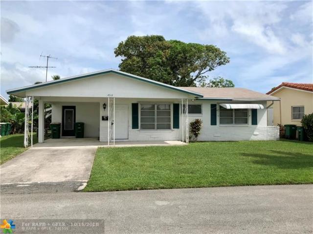 4713 NW 49th Dr, Tamarac, FL 33319 (MLS #F10145011) :: Green Realty Properties