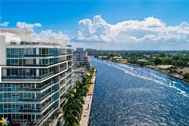 715 Bayshore Dr #802, Fort Lauderdale, FL 33304 (MLS #F10145013) :: Green Realty Properties