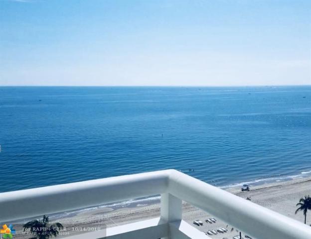 3900 Galt Ocean Dr #1103, Fort Lauderdale, FL 33308 (MLS #F10145045) :: Green Realty Properties